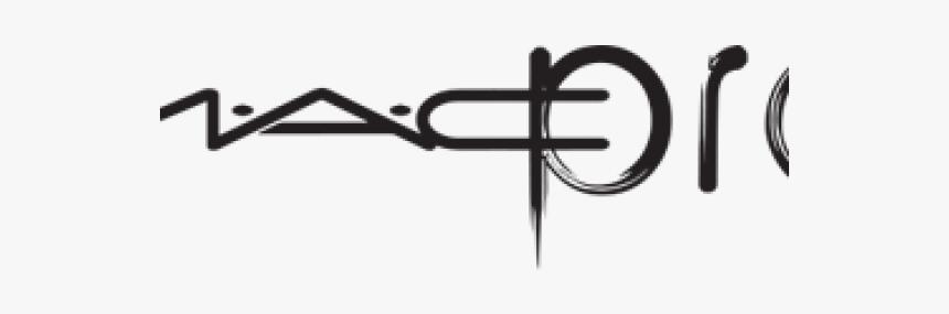 Mac Pro Cosmetics - Makeup Mac Logo Png, Transparent Png, Free Download