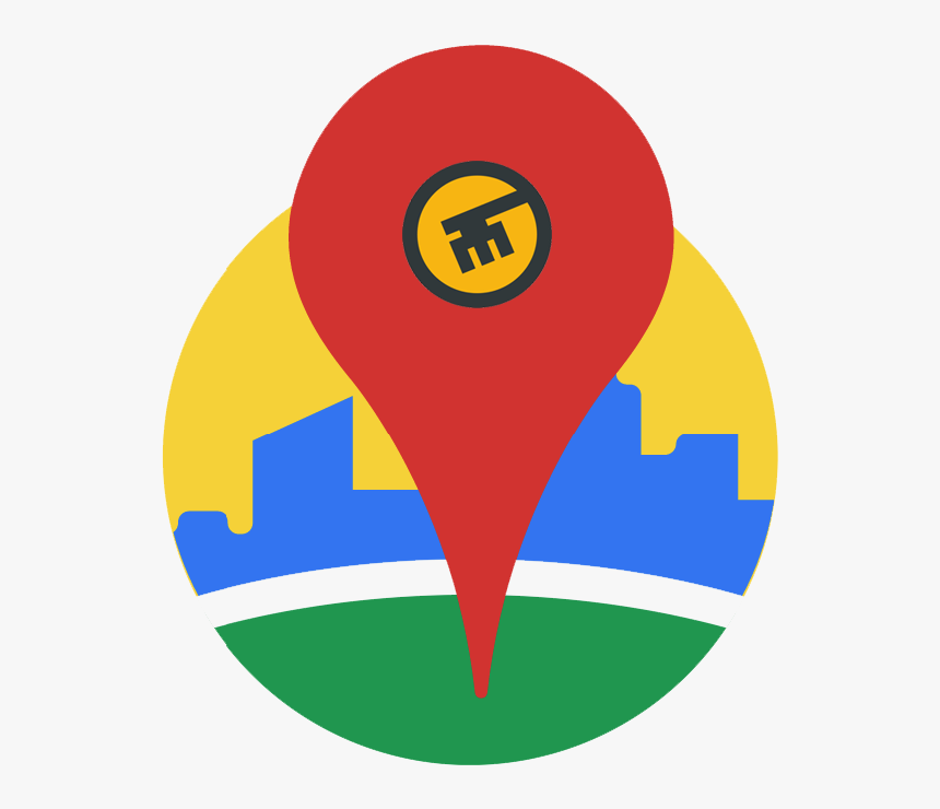 Google Maps Icon Android Clipart , Png Download - Google Maps Destination Point, Transparent Png, Free Download