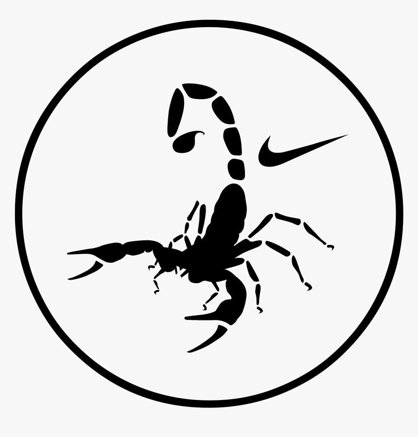 Nike Football Logo Png Transparent Logo Nike Scorpion Png