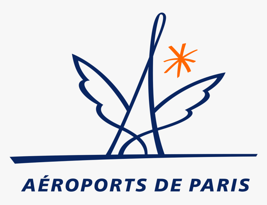 Aeroports De Paris Adp Png Logo - Aeroports De Paris Logo, Transparent Png, Free Download