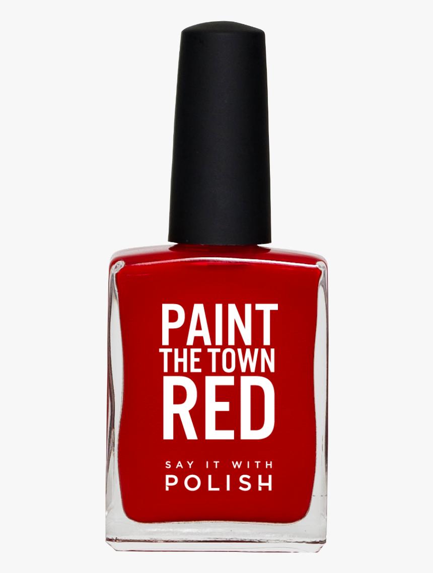 Transparent Paint Streak Png - Nail Polish, Png Download, Free Download