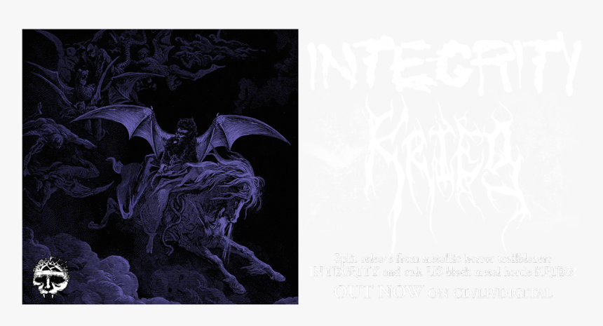 Split Integrity & Krieg, HD Png Download, Free Download