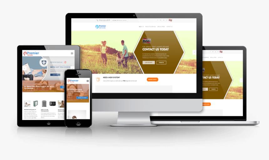 Site Web Design 2017, HD Png Download, Free Download