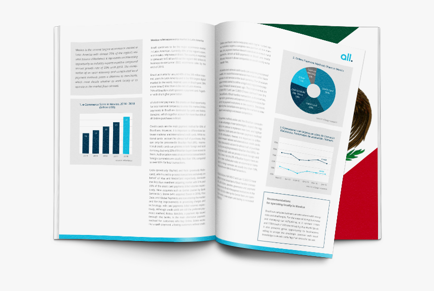 Mexico Research Report - Brochure, HD Png Download, Free Download