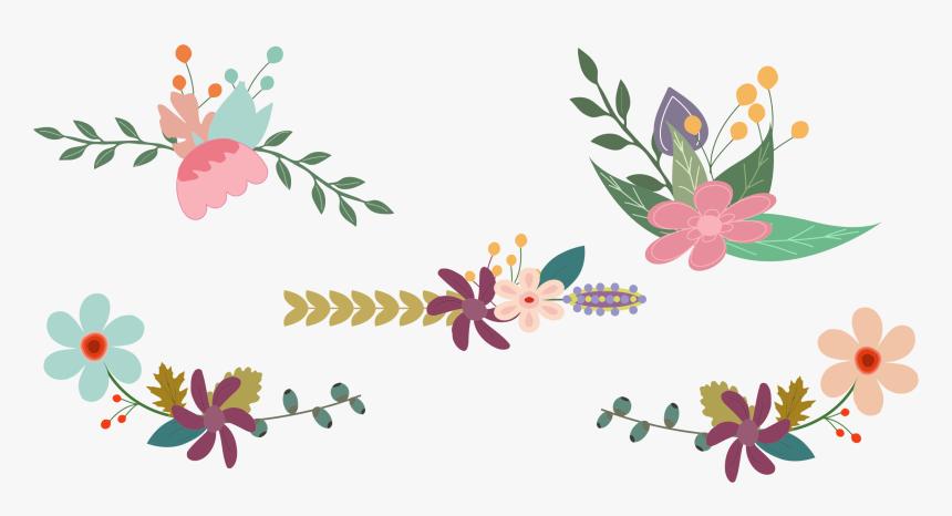 Tree,plant,flora - Floral Vintage Frames Png, Transparent Png, Free Download
