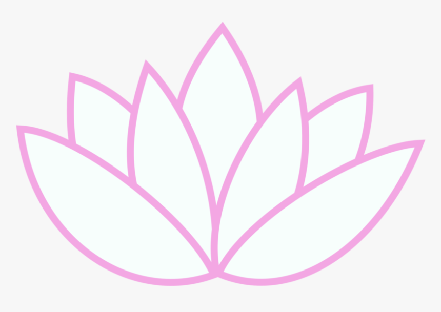 Simple Lily Pad Drawing Hd Png Download Kindpng