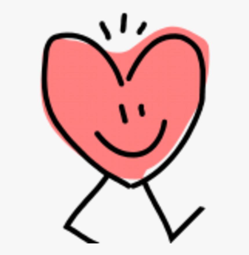 Transparent Kids Walking Png - Happy Heart Png, Png Download, Free Download