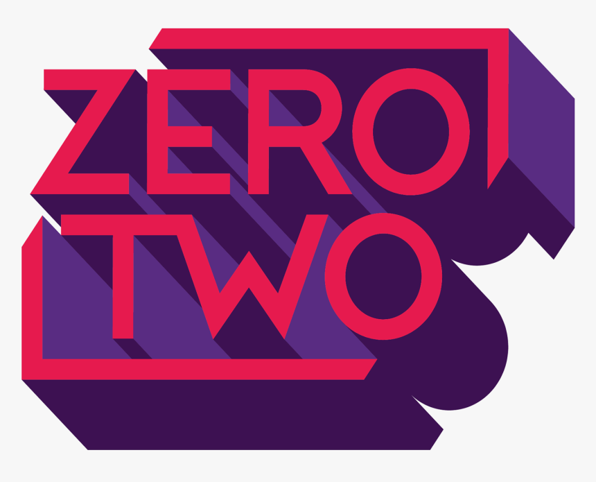 Logo Zero Two Png, Transparent Png, Free Download
