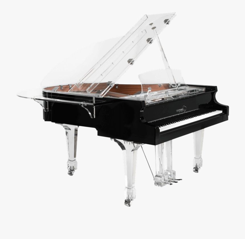Transparent Grand Piano Png - Piano, Png Download, Free Download