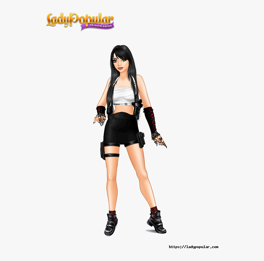 Picture - Summer Lady Popular Outfit, HD Png Download, Free Download