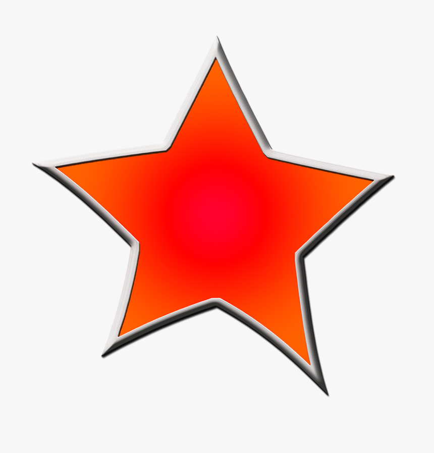 Red Star Image - Clipart Blue Star, HD Png Download, Free Download