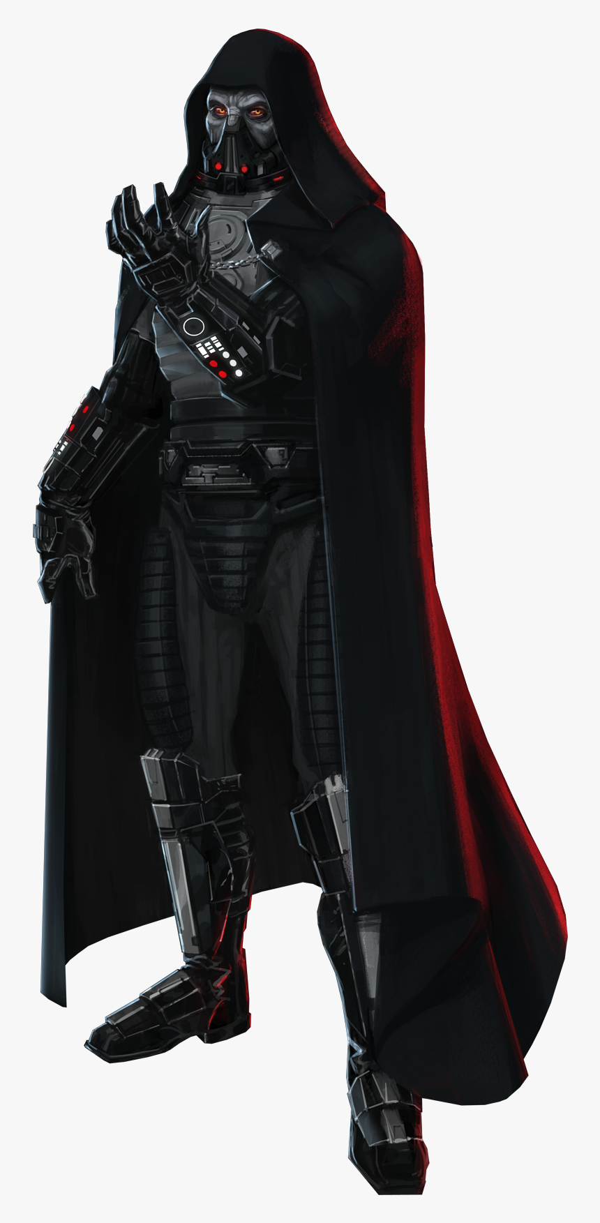 Sith Lord Png - Star Wars The Rise Of Skywalker Darth Maul, Transparent Png, Free Download