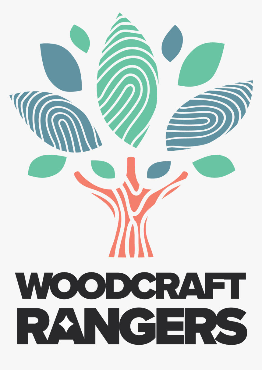 Woodcraft Rangers - Woodcraft Rangers Logo, HD Png Download, Free Download