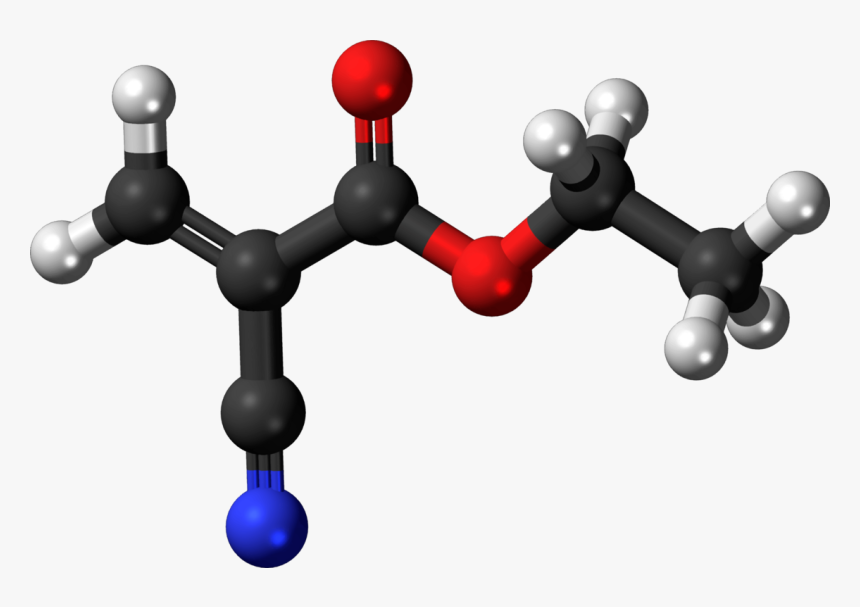 Acid - Polyethylene Glycol 3d Structure, HD Png Download, Free Download