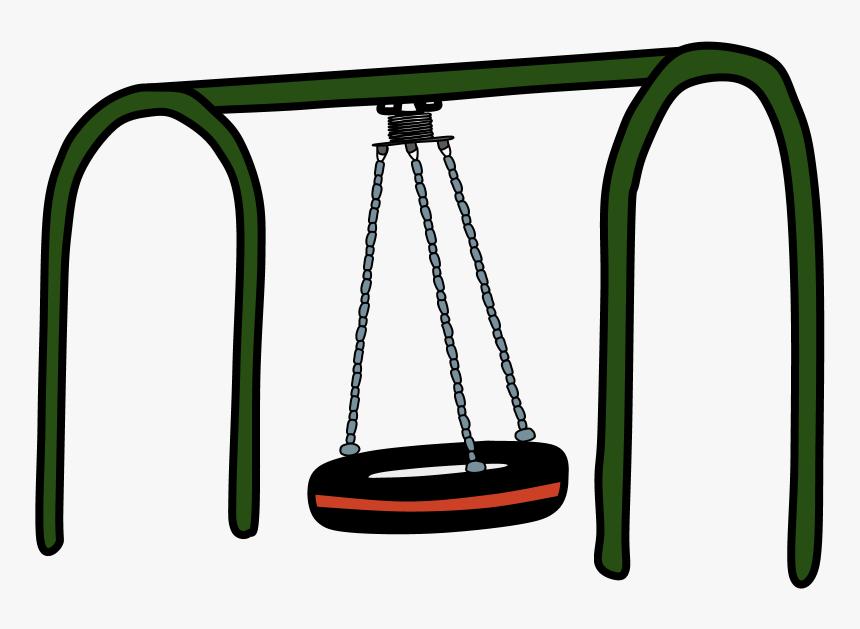 Clip Art Tire Swing