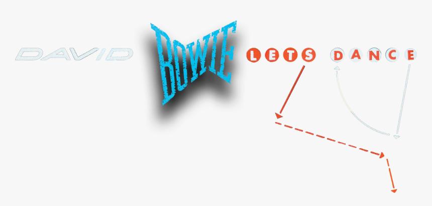Transparent David Bowie Png David Bowie Let S Dance Logo Png Download Kindpng