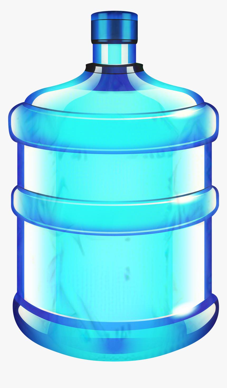 Clip Art Water Bottles Bottled Water - Transparent ...