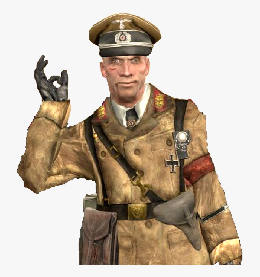 I Need Some Richtofen Cosplay Help  i Have Already - Black Ops 1 Richtofen, HD Png Download, Free Download