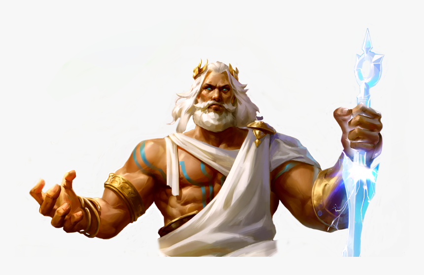 Zeus Png - Zeus - Greek God Zeus Transparent, Png Download, Free Download