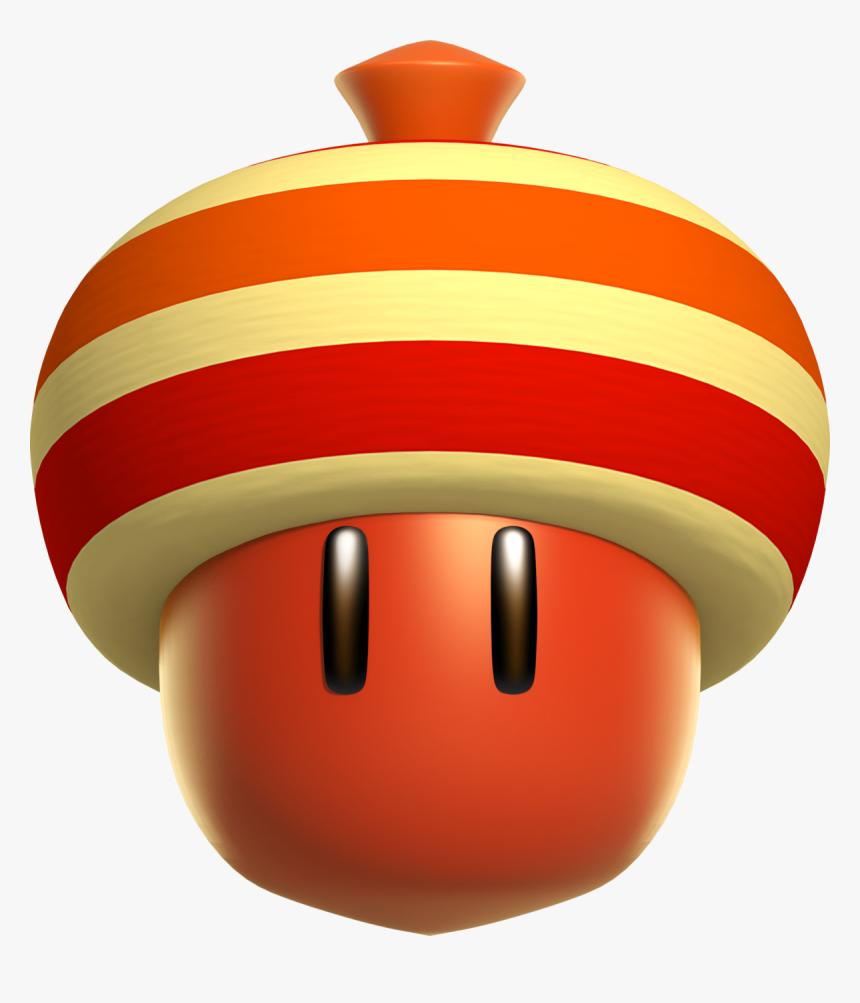 New Super Mario Bros U Acorn, HD Png Download, Free Download