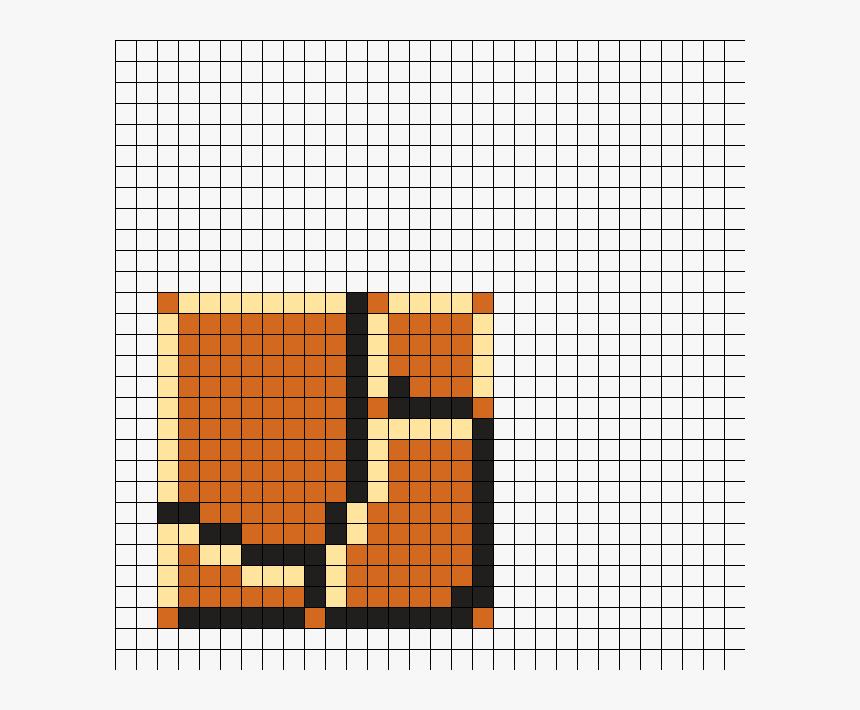 Pixel Art Mario Block Hd Png Download Kindpng
