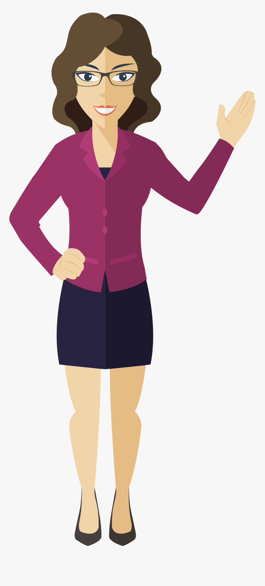 Transparent Woman Clipart, HD Png Download, Free Download