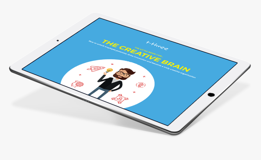 The Creative Brain - Smartphone, HD Png Download, Free Download
