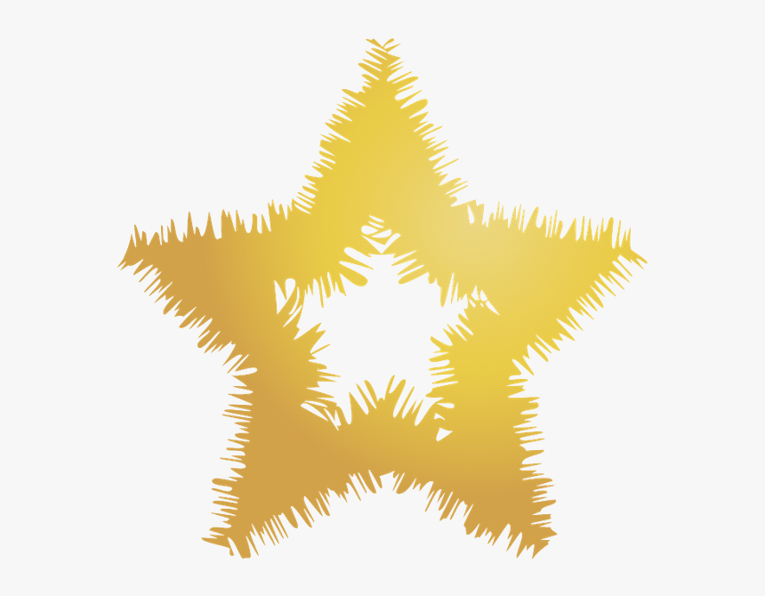 "Золотая Звезда, Golden Star, Goldstern, Étoile D""or, - Gold Star, HD Png Download, Free Download"