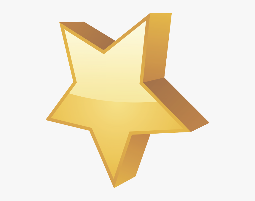 """Золотая Звезда, Golden Star, Goldstern, Étoile D""""or, - Craft, HD Png Download, Free Download"""