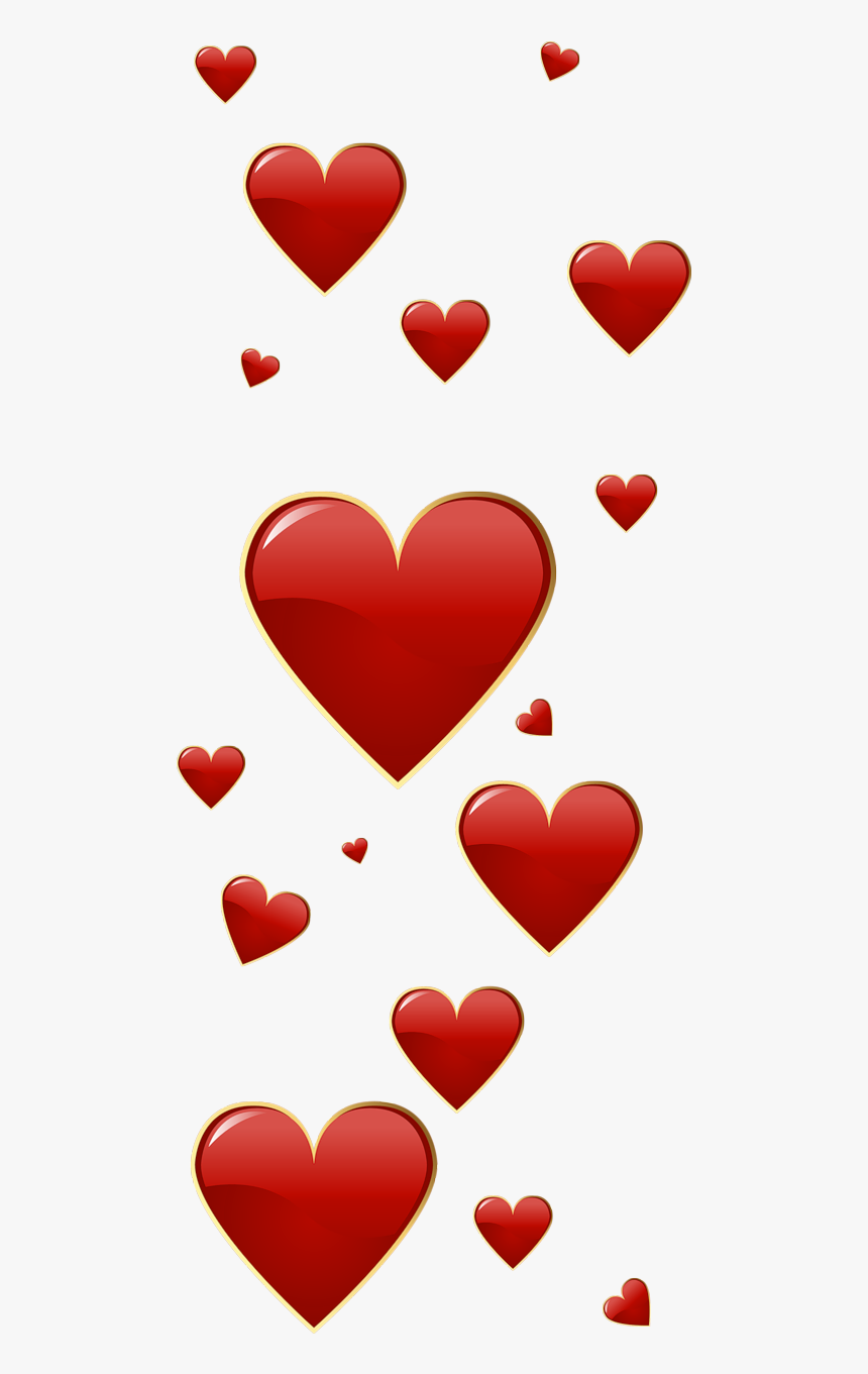 Heart Valentines Day Clipart, HD Png Download, Free Download