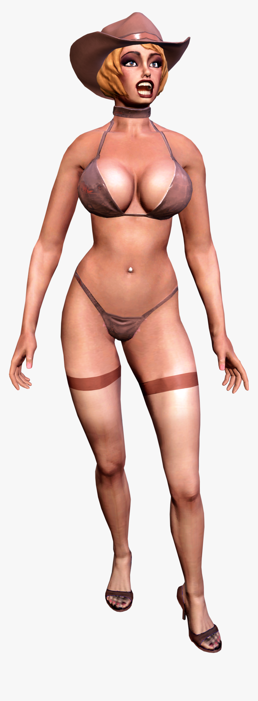 Saints Row Wiki - Saints Row The Third Strippers, HD Png Download, Free Download