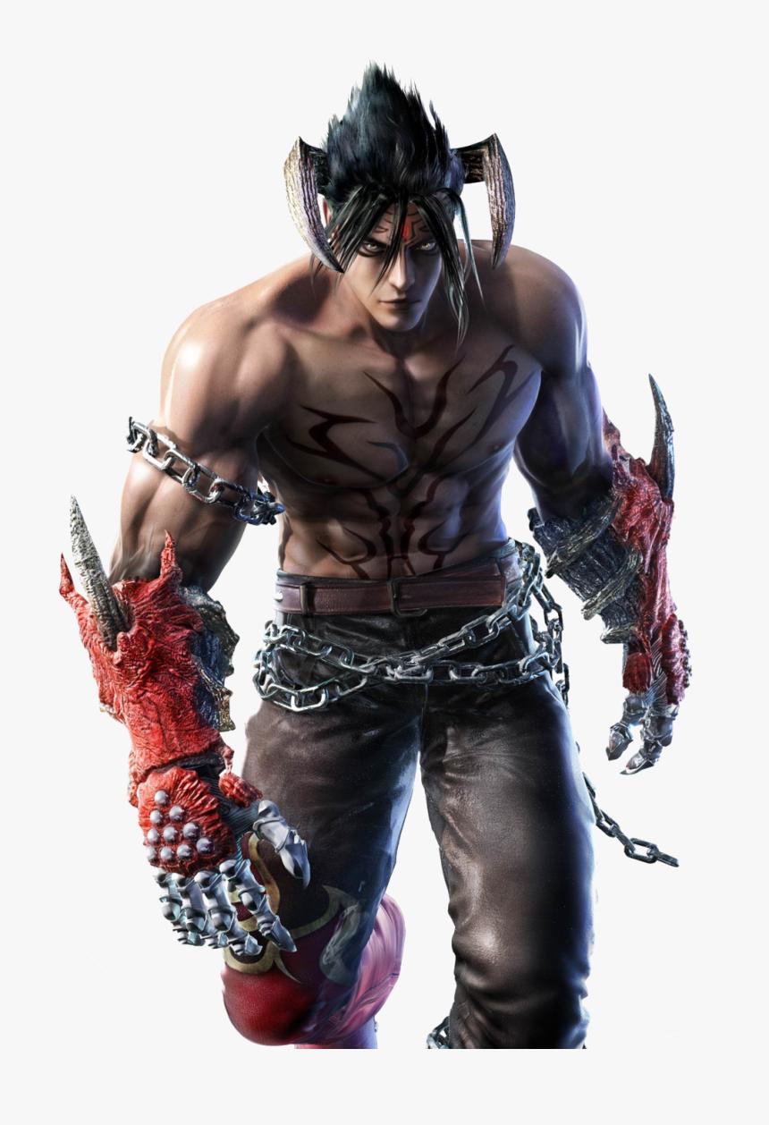 No Caption Provided Tekken Devil Jin Png Transparent Png Kindpng