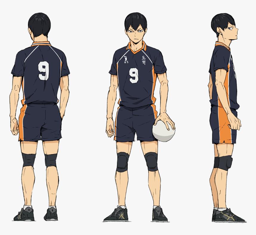 Haikyuu Season 4 Character Design, HD Png Download
