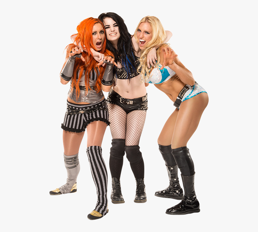 Becky Lynch Et Paige, HD Png Download, Free Download
