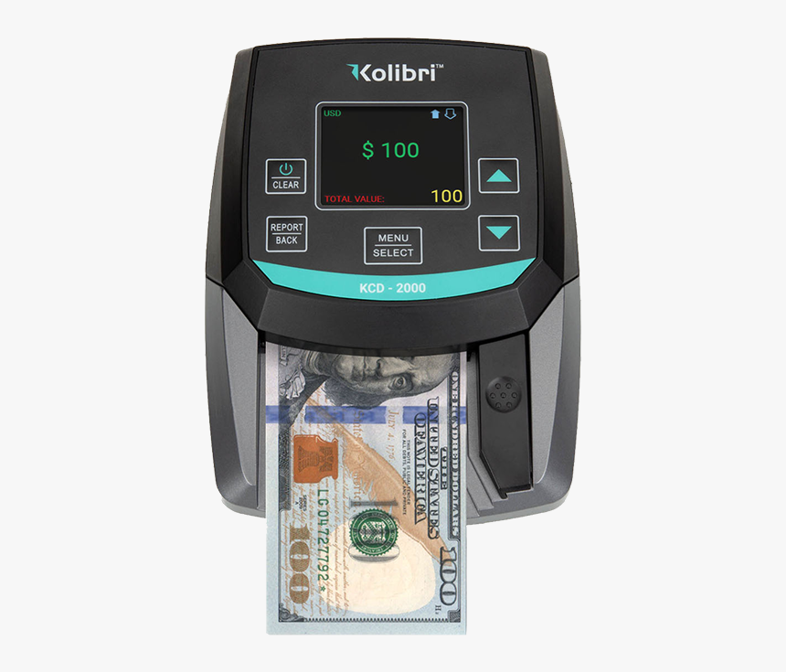 New 100 Dollar Bill, HD Png Download, Free Download