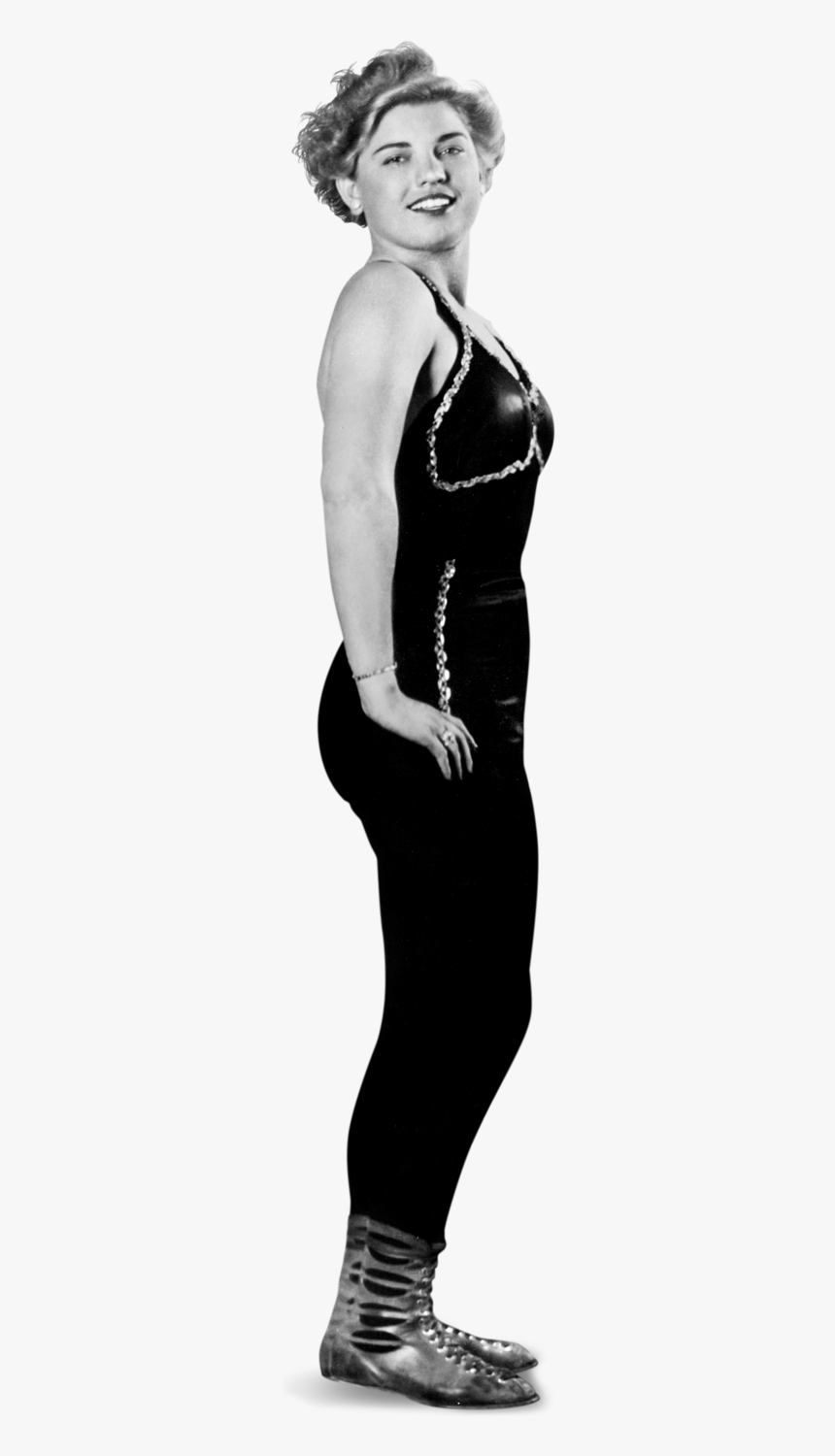 Mae Young When She Was Young, HD Png Download, Free Download