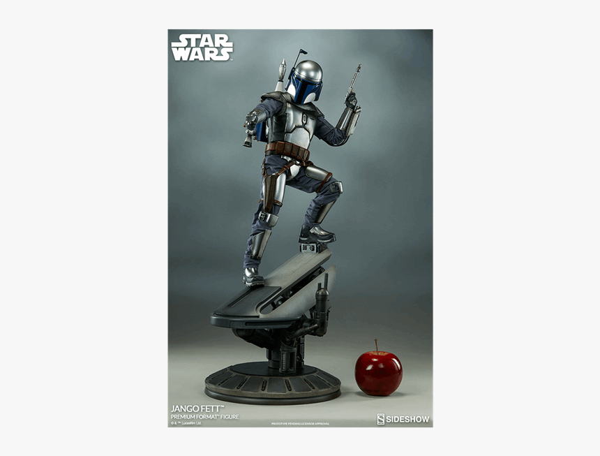 Star Wars 1 4 Statue, HD Png Download, Free Download