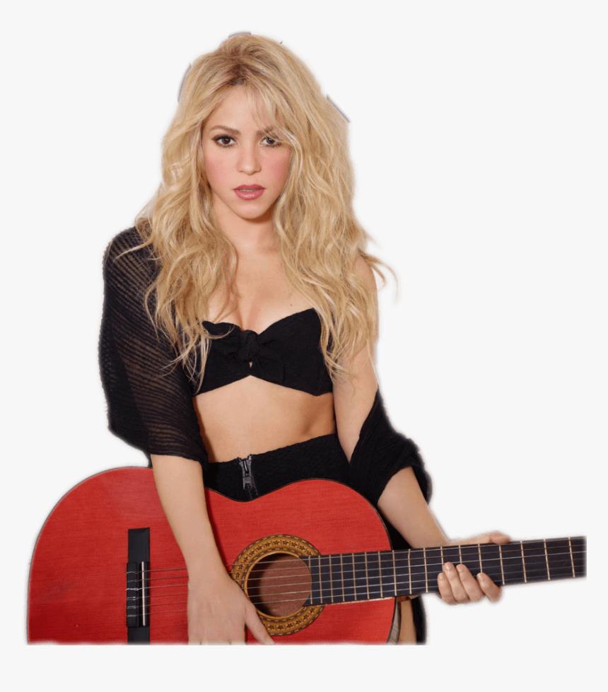 Shakira Guitar - Shakira Album Shakira, HD Png Download, Free Download