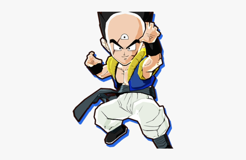 Dragon Ball Clipart File Fusions Whis Transparent Png - Dragon Ball Fusions Tiencha, Png Download, Free Download