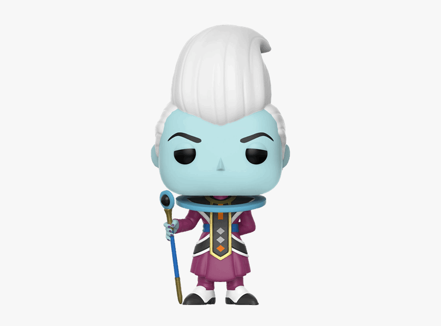 Funko Pop Whis Dragon Ball, HD Png Download, Free Download