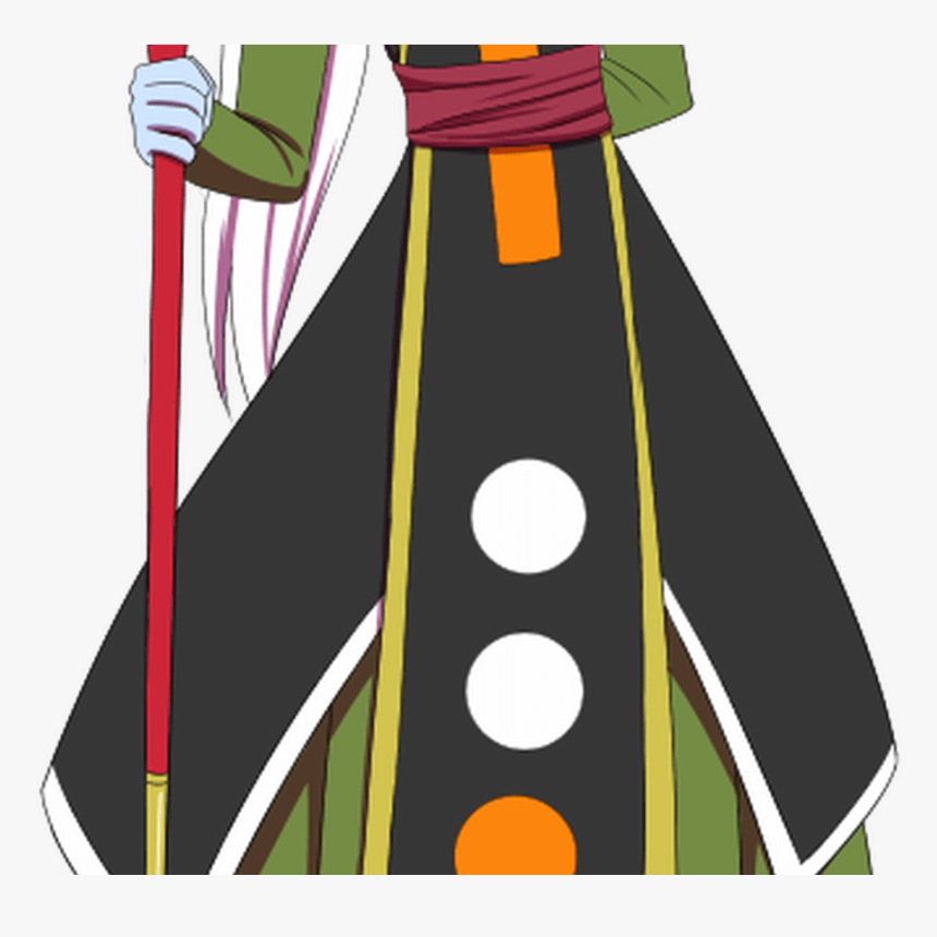 Super Dragon Ball Whis Champa And Sister Foto Bugil - Illustration, HD Png Download, Free Download