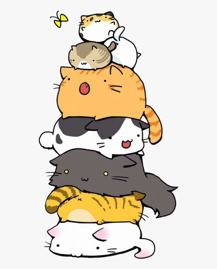 Anime Cute Cat Wallpaper Iphone