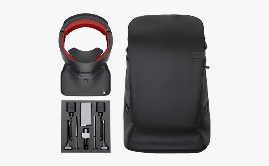 Nautilus Fpv Switchblade Racer Package - Dji Goggles Racing Edition Combo, HD Png Download, Free Download