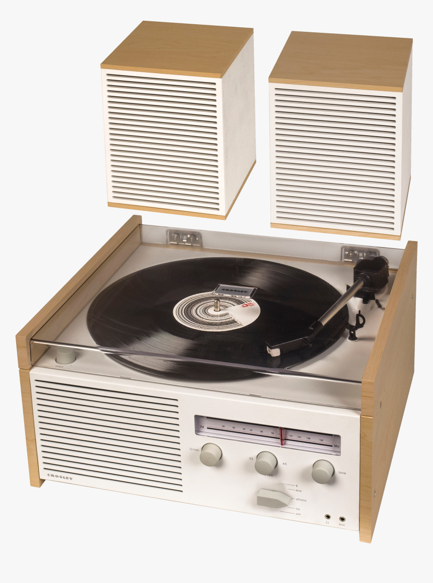 Crosley Switch Ii Entertainment System, HD Png Download, Free Download