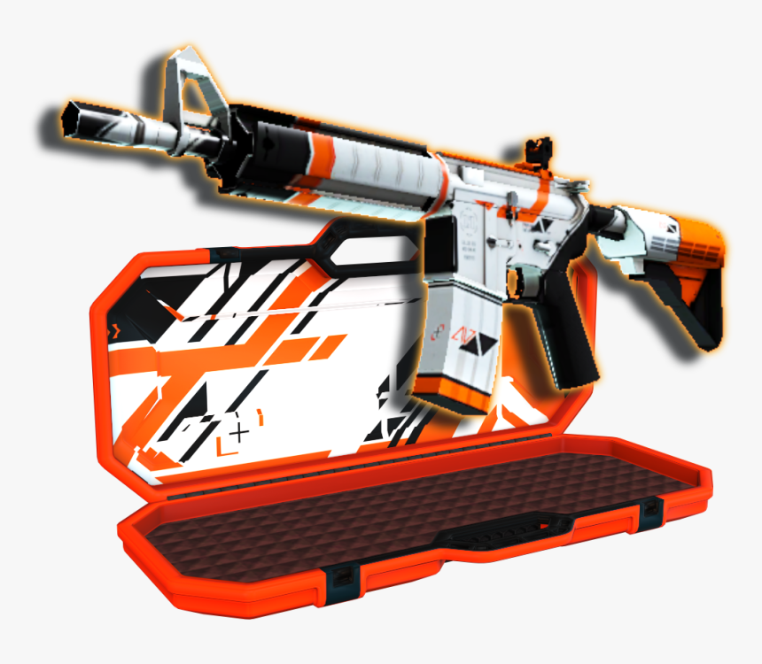 Asiimov Csgo, HD Png Download, Free Download