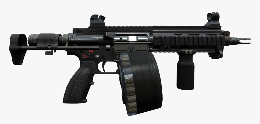 Payday 2 Gun Png, Transparent Png, Free Download