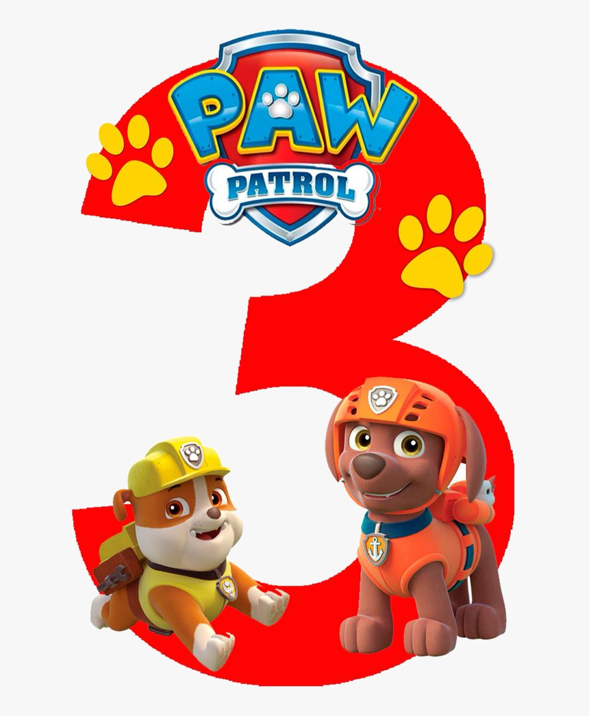 paw patrol birthday clipart at free for personal