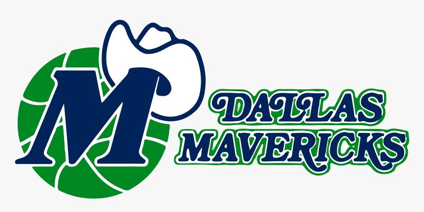 Dallas Mavericks Throwback Logo, HD Png Download, Free Download
