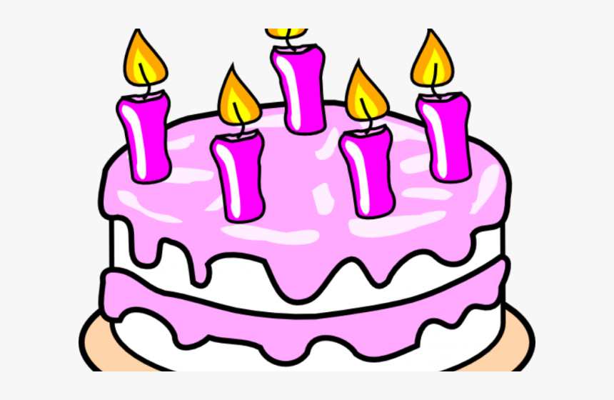 Birthday Cake Clipart Clip Art - Birthday Cake Clipart Hd, HD Png Download, Free Download