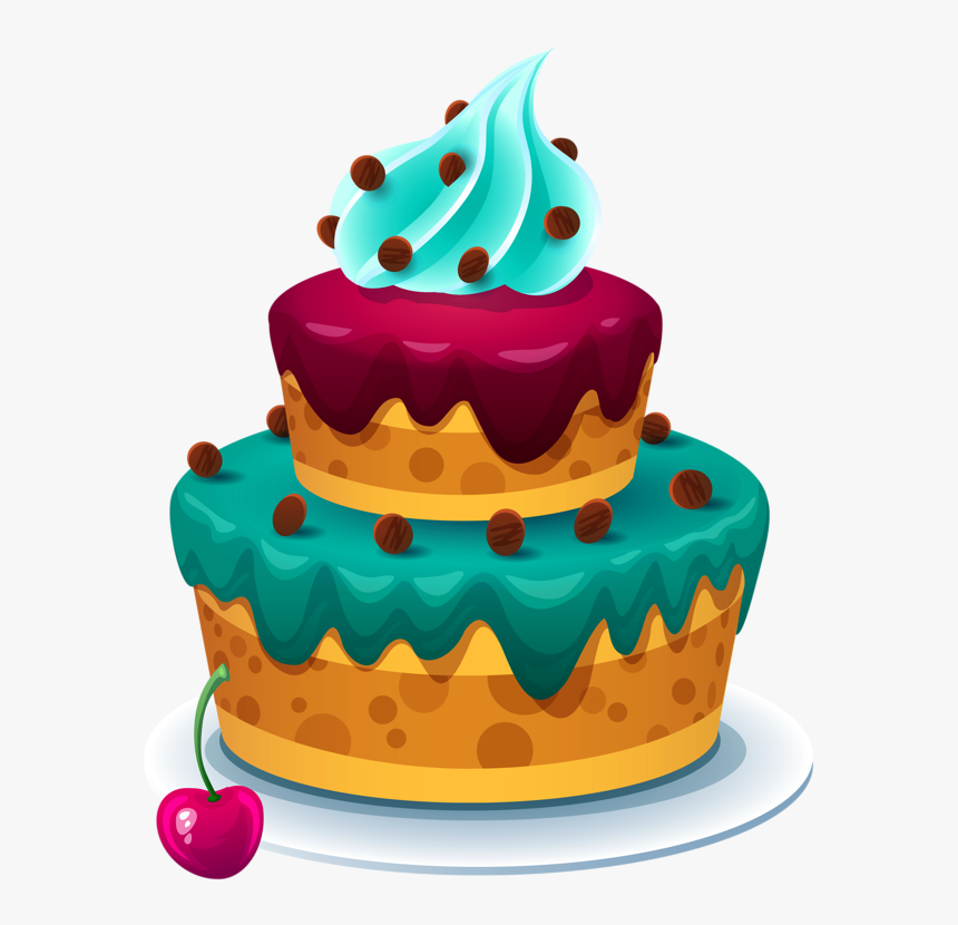 Transparent Birthday Cake Clipart Png - Cake Clipart Png, Png Download, Free Download